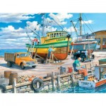 Puzzle  Sunsout-39351 Pièces XXL - Sisters of the Sea