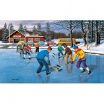 Puzzle  Sunsout-39581 Ken Zylla - Saturday Practice