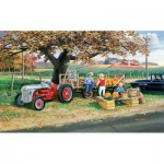 Puzzle  Sunsout-39613 Pièces XXL - Roadside Harvest