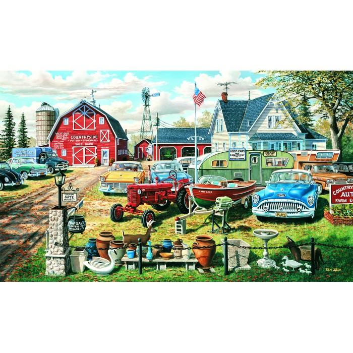 Ken Zylla - A Bumper Crop