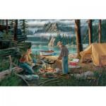 Puzzle  Sunsout-39689 Pièces XXL - Alaska Adventure
