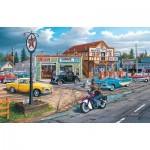 Puzzle  Sunsout-39746 Ken Zylla - Crossroads