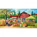 Puzzle  Sunsout-39811 Pièces XXL - Harvest Market