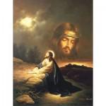 Puzzle  Sunsout-40010 Pièces XXL - Praying at Gethsemane