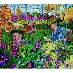 Puzzle  Sunsout-44232 Pièces XXL - Orchid Society