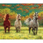 Puzzle  Sunsout-44839 Pièces XXL - Autumn Meadow