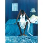 Puzzle  Sunsout-46851 Pièces XXL - Blue Monday