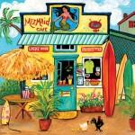 Puzzle  Sunsout-47170 Pièces XXL - Mermaid Cafe