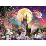 Puzzle  Sunsout-47257 Garry Walton - Castle Dance