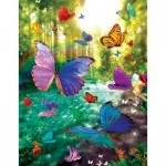 Puzzle  Sunsout-48439 Alixandra Mullins - Dream River