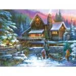 Puzzle  Sunsout-49060 Pièces XXL - A Family Tradition