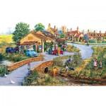 Puzzle  Sunsout-50415 Pièces XXL - Bridge Motors