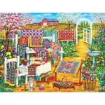 Puzzle  Sunsout-50514 Pièces XXL - Garden Quilting