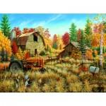 Puzzle  Sunsout-51811 Picturesque - Deer Valley