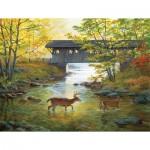 Puzzle  Sunsout-51979 Pièces XXL - Rock Creek Crossing