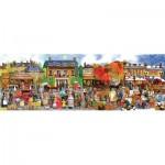 Puzzle  Sunsout-52433 Pièces XXL - Victorian Main Street