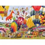 Puzzle  Sunsout-52448 Pièces XXL - Balloon Landing