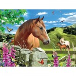 Puzzle  Sunsout-54926 Pièces XXL - Summer Meadow