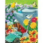 Puzzle  Sunsout-55693 Pièces XXL - Welcome to the Garden Party