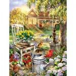 Puzzle  Sunsout-57207 Pièces XXL - Spring Song
