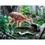 Puzzle  Sunsout-57776 Pièces XXL - Friends of the Forest