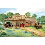Puzzle  Sunsout-58213 Kay Lamb Shannon - Ed's Garage