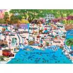 Puzzle  Sunsout-58250 Mary Thompson - Gulf Coast
