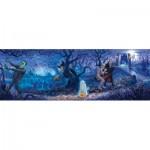 Puzzle  Sunsout-59199 Pièces XXL - Halloween Scene
