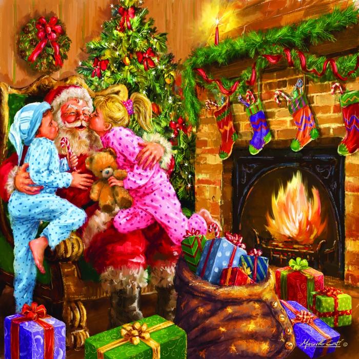 Marcello Corti - Everyone Loves Santa