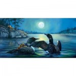 Puzzle  Sunsout-60844 Pièces XXL - Moonlight Serenade