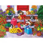 Puzzle  Sunsout-62913 Pièces XXL - Time for Toys and Treats
