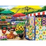 Puzzle  Sunsout-63007 Pièces XXL - Farm Stand