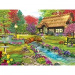 Puzzle  Sunsout-66584 Pièces XXL - Welcome Home