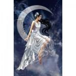 Puzzle  Sunsout-67720 Frost Moon