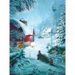Puzzle  Sunsout-68360 David Rottinghaus - Sanctuary Season