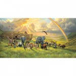 Puzzle  Sunsout-69634 Pièces XXL - A New Beginning