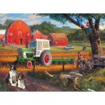 Puzzle  Sunsout-70957 Pièces XXL - The Farm