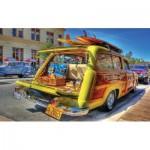 Puzzle  Sunsout-72806 Pièces XXL - Woody Wagon