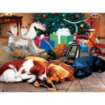 Puzzle  Sunsout-73421 Pièces XXL - Christmas Dreams