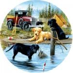 Puzzle  Sunsout-73431 Pièces XXL - Camping Trip