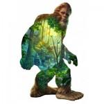 Puzzle  Sunsout-95040 Pièces XXL - Big Foot