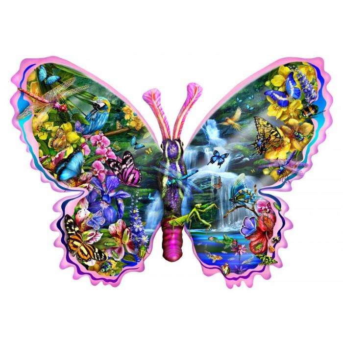 Lori Schory - Butterfly Waterfall