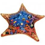 Puzzle  Sunsout-97136 Steve Sundram - Starfish