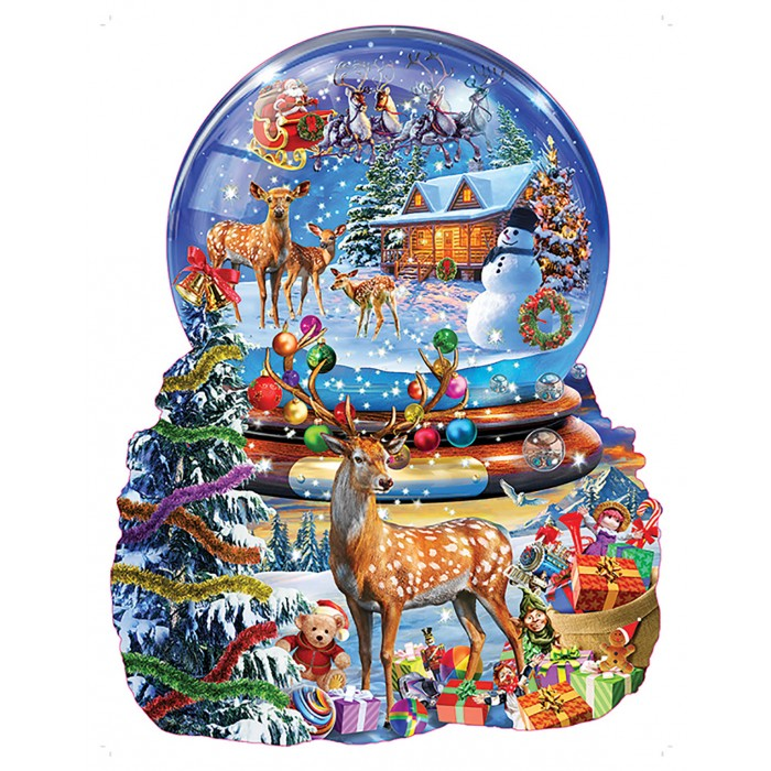 Adrian Chesterman - Christmas Snow Globe
