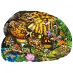 Puzzle  Sunsout-97285 Pièces XXL - Lori Schory - Tortoise Crossing