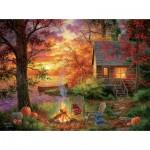 Puzzle   Abraham Hunter - Sunset Serenity