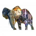 Puzzle   Alixandra Mullins - Elephant Waterfall