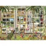 Puzzle   Barbara Behr - Gardens in Art