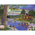 Puzzle   Bigelow Illistrations - Peace River