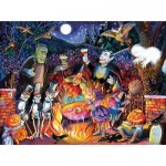 Puzzle   Bill Bell - Monster Party Time